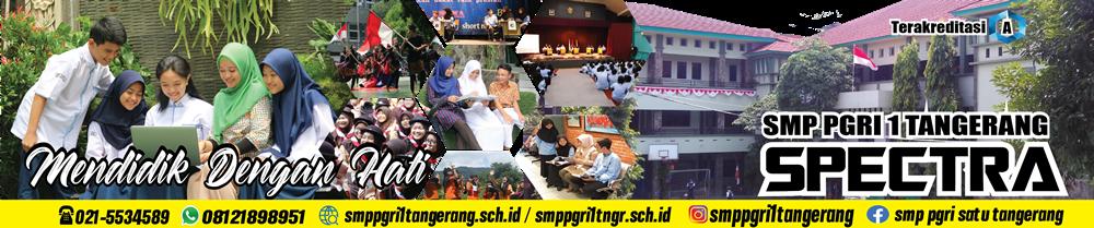 SMP PGRI 1 TANGERANG